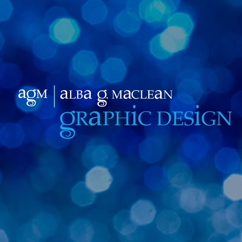 Alba G. MacLean | Graphic Design